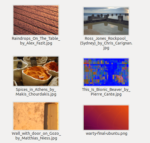 Background Wallpapers Included In Ubuntu 18.04 Set 3
