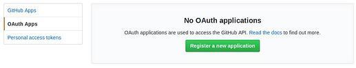 github-oauth-apps-settings