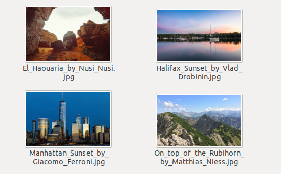 Background Wallpapers Included In Ubuntu 18.04 Set 2